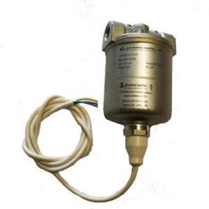 Olejový filter s ohrievaním 3/8″