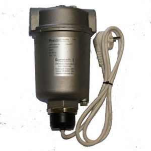 Olejový filter s ohrievaním 1/2″