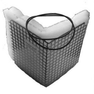 Filtračné vložky plynového filtra