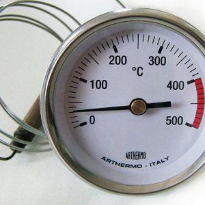 Teplomer Ø 60 0 / 500 °C