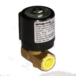 """Magnetický ventil 230 V 1/2 """"vnútorný"""