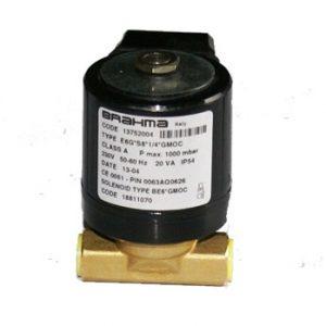 """Magnetický ventil 230 V 1/4 """"vnútorný"""