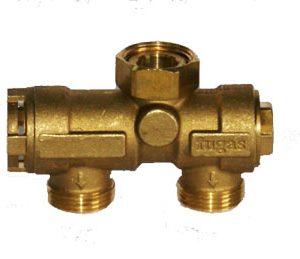 Prepínací ventil FUGAS 3/4″