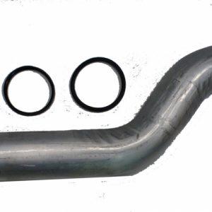 Potrubie odvodu spalín D60