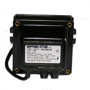 Zapalovací transformátor 2 x 5 kV