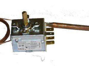 Regulátor teploty 0-120°C
