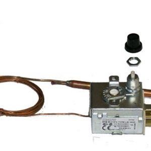Bezpečtnostný termostat 90-110°C