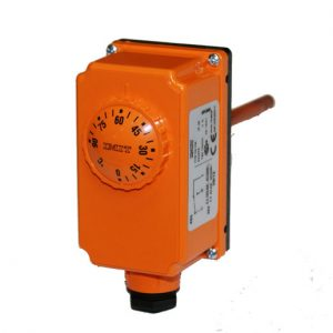 Regulátor teploty 0-90°C