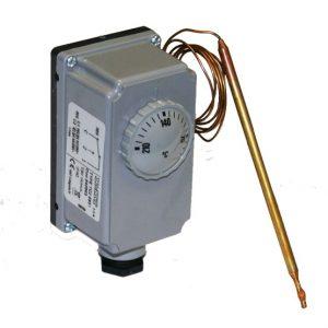 Regulátor teploty 0-210°C