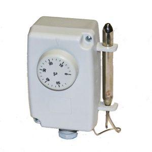 Priestorový termostat 0-55°C