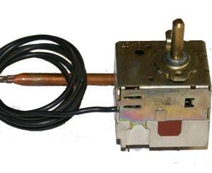 Regulátor teploty, dvojteplotnný 40-78/47-85°C