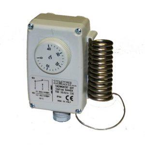 Priestorový termostat 0-40°C