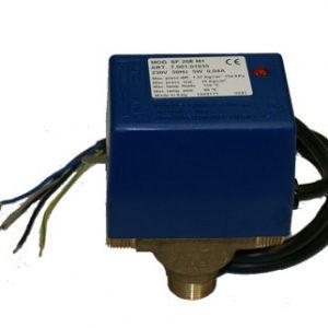 3-cestný prepínací ventil 3/4 externý