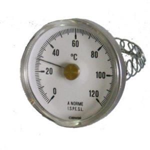 Teplomer BIMETAL KONTAKT 0 – 120°c