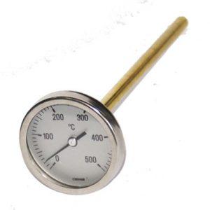 Teplomer 0 – 500 °c  L200