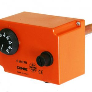 Regulátor + obmedzovač termostatu 30-90°C