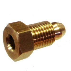 Pritahovacia skrutka prevlečná s prstencom D4 – M8