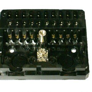 Zásuvka MF2/H