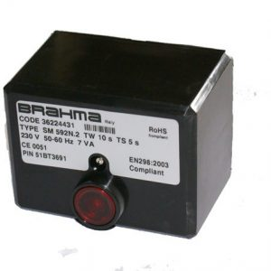 Automatika SM592