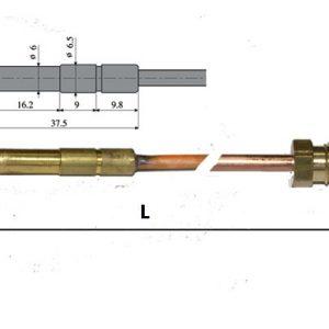 Termoelektrický článok A1 – 850 – 11 / 32 ASA
