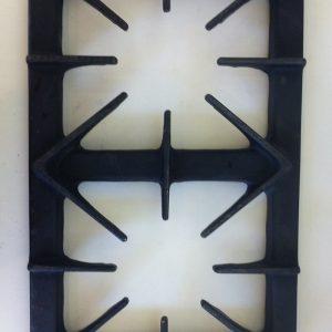 Dvojitá liatinová mriežka NEPTUN 360x585mm
