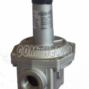 Regulátor tlaku plynu 3/4″