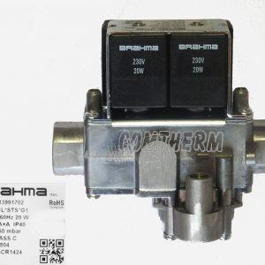 Elektromagnetický ventil GVK * 15